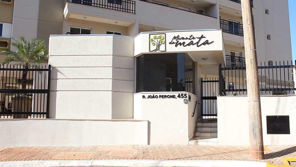 Apartamento com 1 dorm, Nova Aliança, Ribeirão Preto - R$ 215 mil, Cod: 1722139