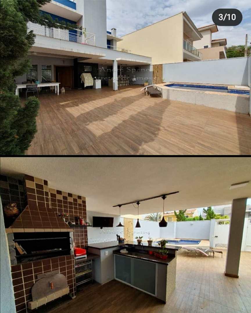 Casa de Condomínio com 3 dorms, Nova Aliança, Ribeirão Preto - R$ 950 mil, Cod: 1722317