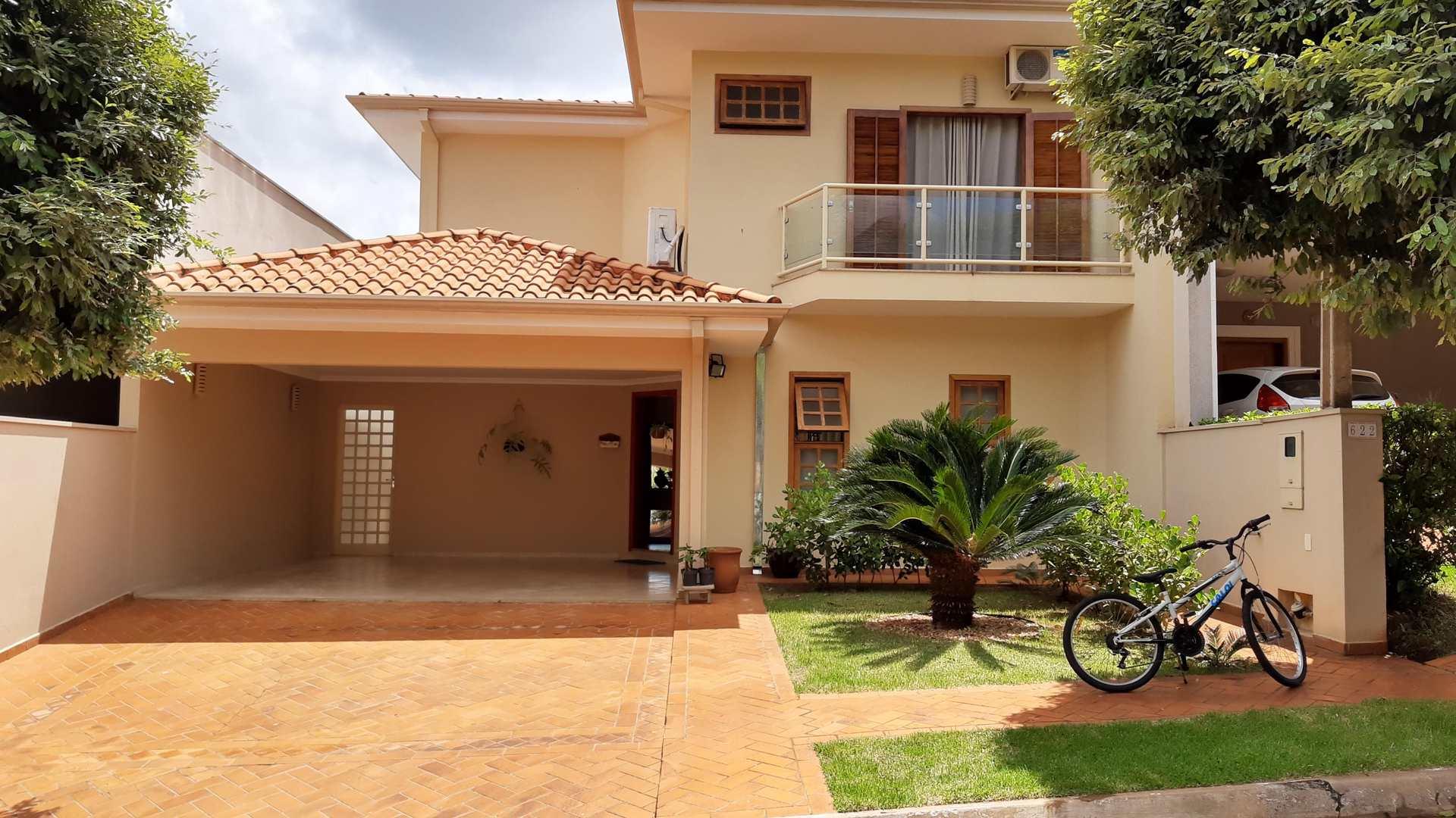Casa de Condomínio com 4 dorms, Bonfim Paulista, Bonfim Paulista - R$ 795 mil, Cod: 1722607