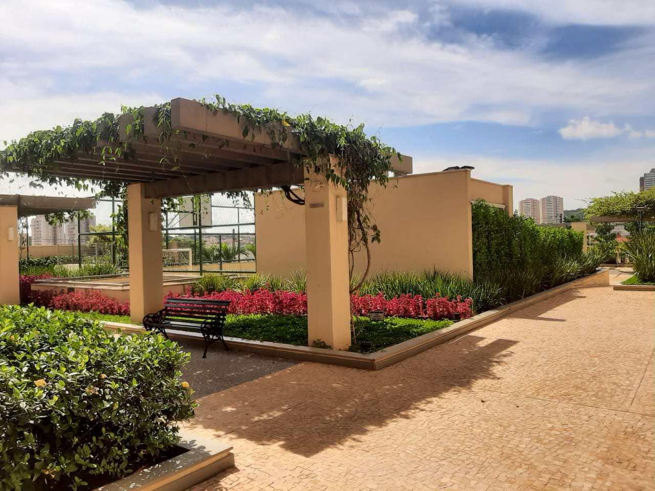 Apartamento com 3 dorms, Bosque das Juritis, Ribeirão Preto - R$ 850 mil, Cod: 1722727