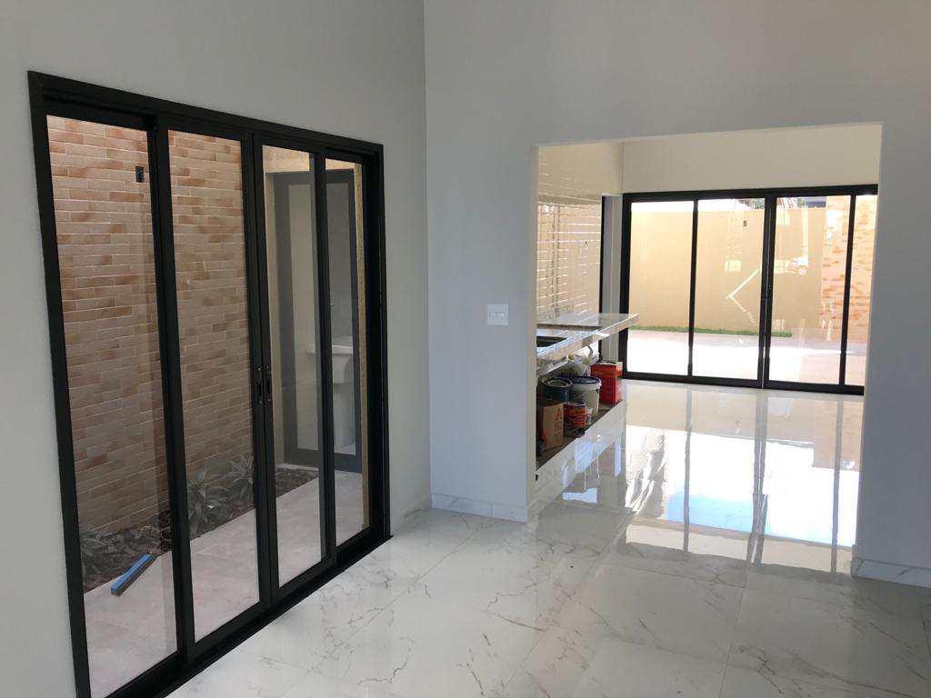 Casa de Condomínio com 3 dorms, Jardim Cybelli, Ribeirão Preto - R$ 710 mil, Cod: 1722749