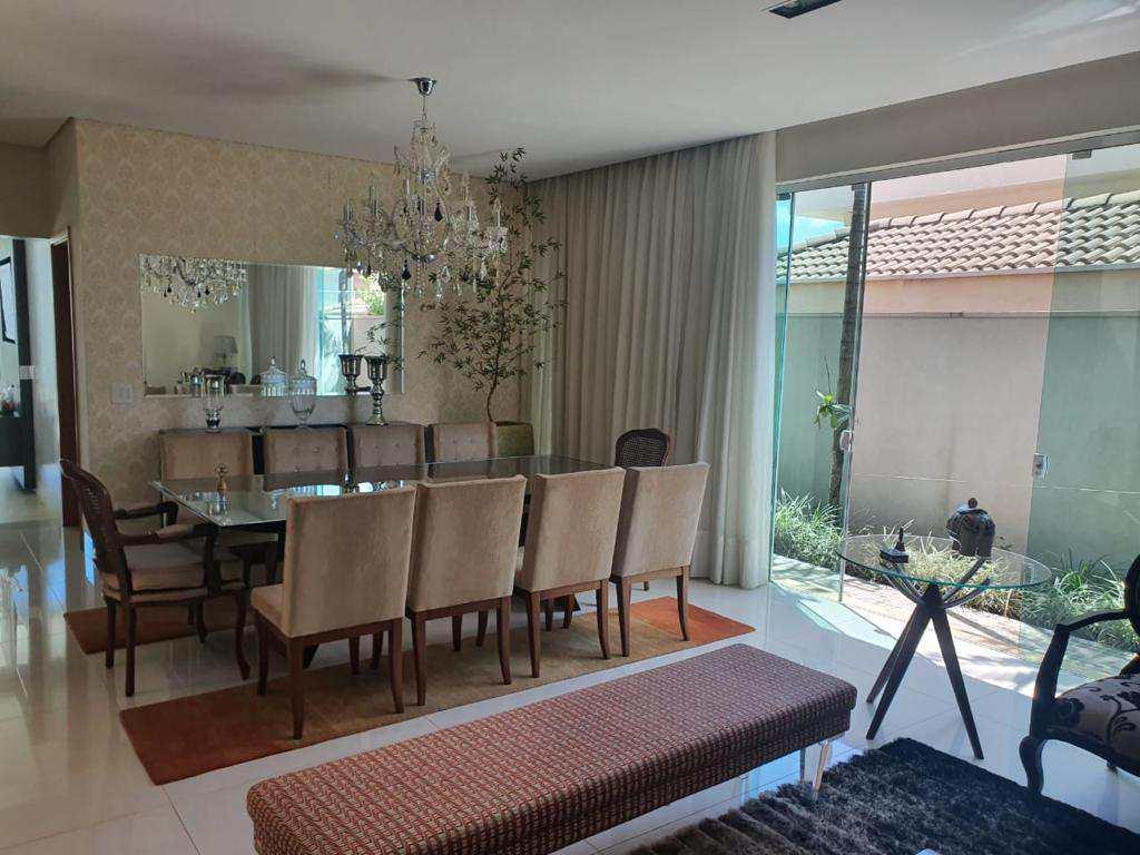 Casa de Condomínio com 4 dorms, Jardim São Luiz, Ribeirão Preto - R$ 3.1 mi, Cod: 1722796