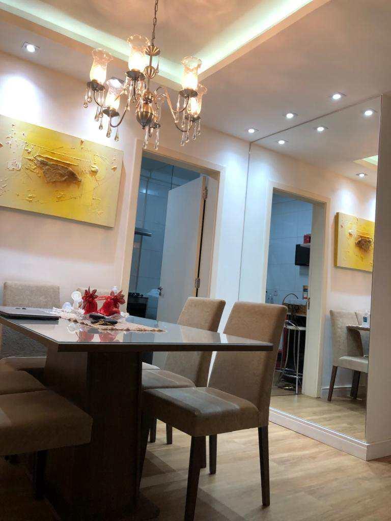 Apartamento com 2 dorms, Jardim Nova Aliança Sul, Ribeirão Preto - R$ 360 mil, Cod: 1722797