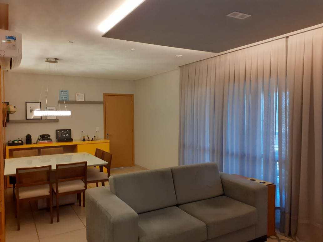 Apartamento com 3 dorms, Jardim Botânico, Ribeirão Preto - R$ 660 mil, Cod: 1722830