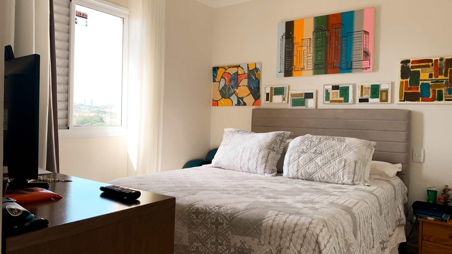 Apartamento com 4 dorms, Jardim Nova Aliança Sul, Ribeirão Preto - R$ 550 mil, Cod: 1722832