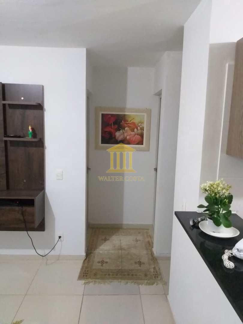 Apartamento com 2 Dormitórios e 1 Vaga de Garagem, em Sumaré-SP