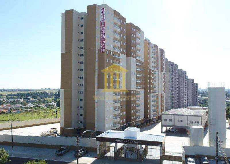 Apartamento 3 Dorms,1 Suíte, 2 Garagem Paulínia, Aceita Permuta