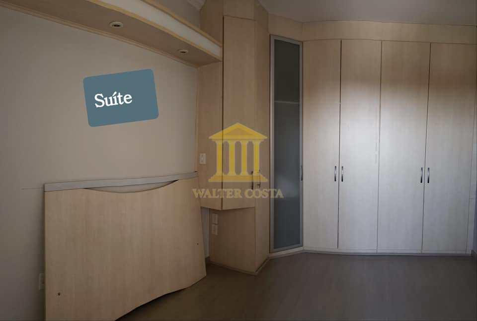 Lindo Apartamento em Condomínio com 3 dorms, Sendo uma Suite