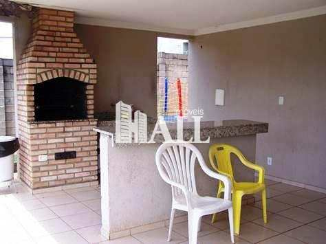 Apartamento com 2 dorms, Jardim Conceição, São José do Rio Preto - R$ 177 mil, Cod: 3875