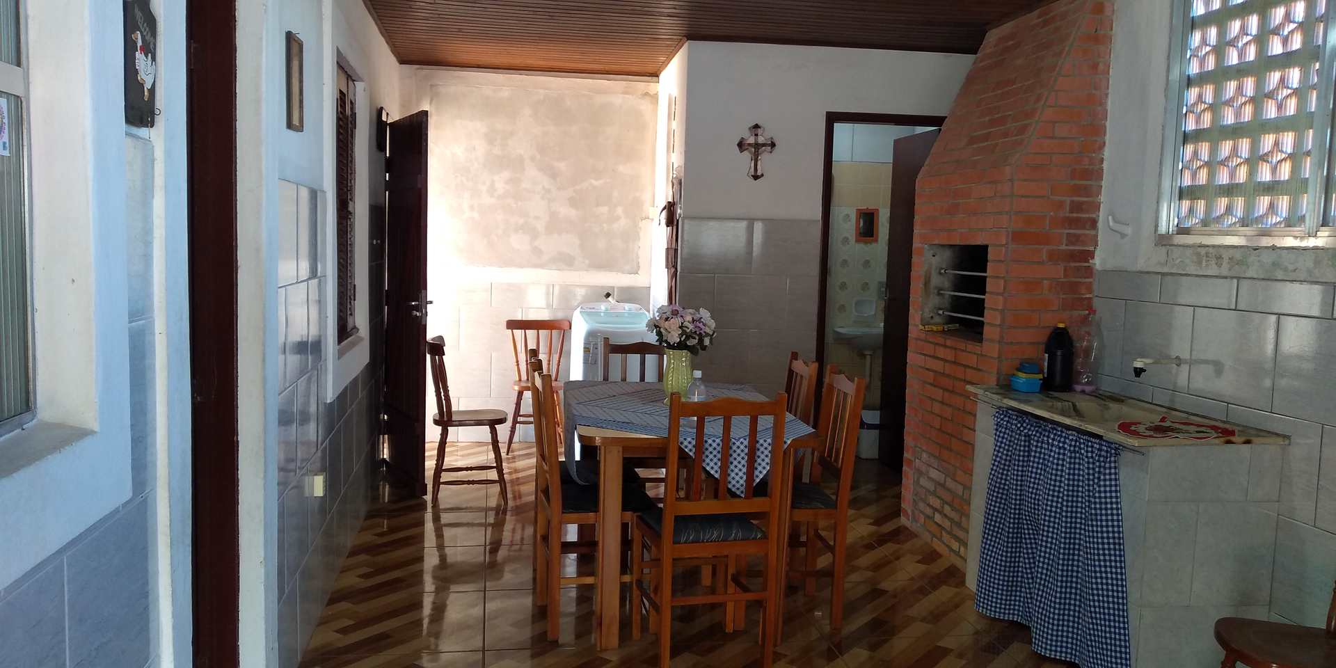 Casa com 2 dorms, Cassino, INTERNET