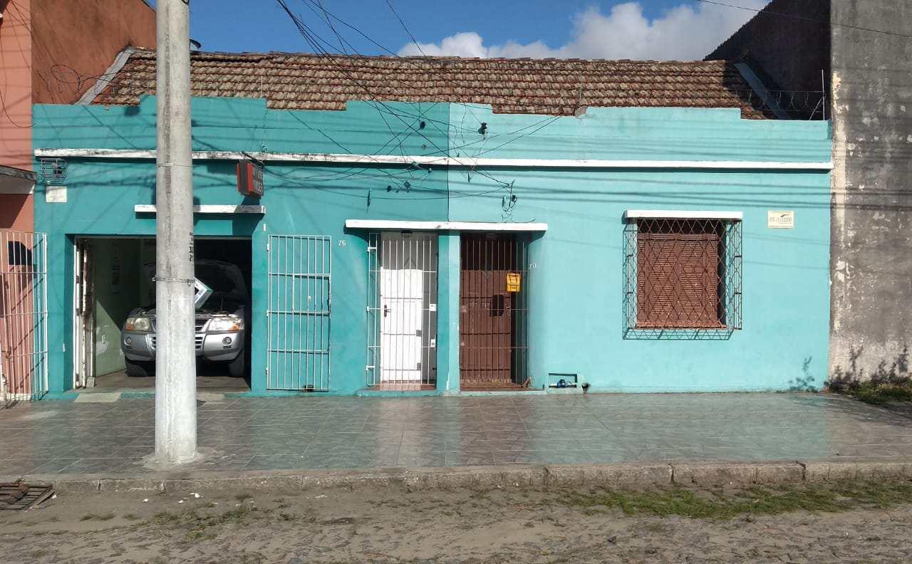 Casa: 2 dorms, Fragata, Pelotas - Código: 070