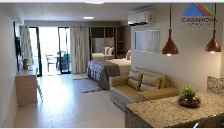 Flat com 1 dorm, Centro, Conde - R$ 280.000,00, 0m² - Codigo: 92