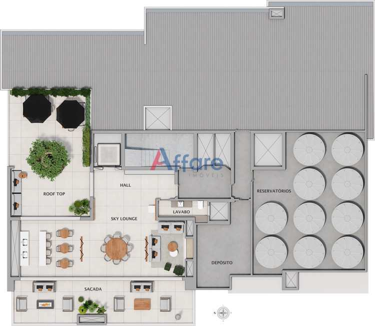 Pettros Home Resort - 3 Dorms. - Petrópolis