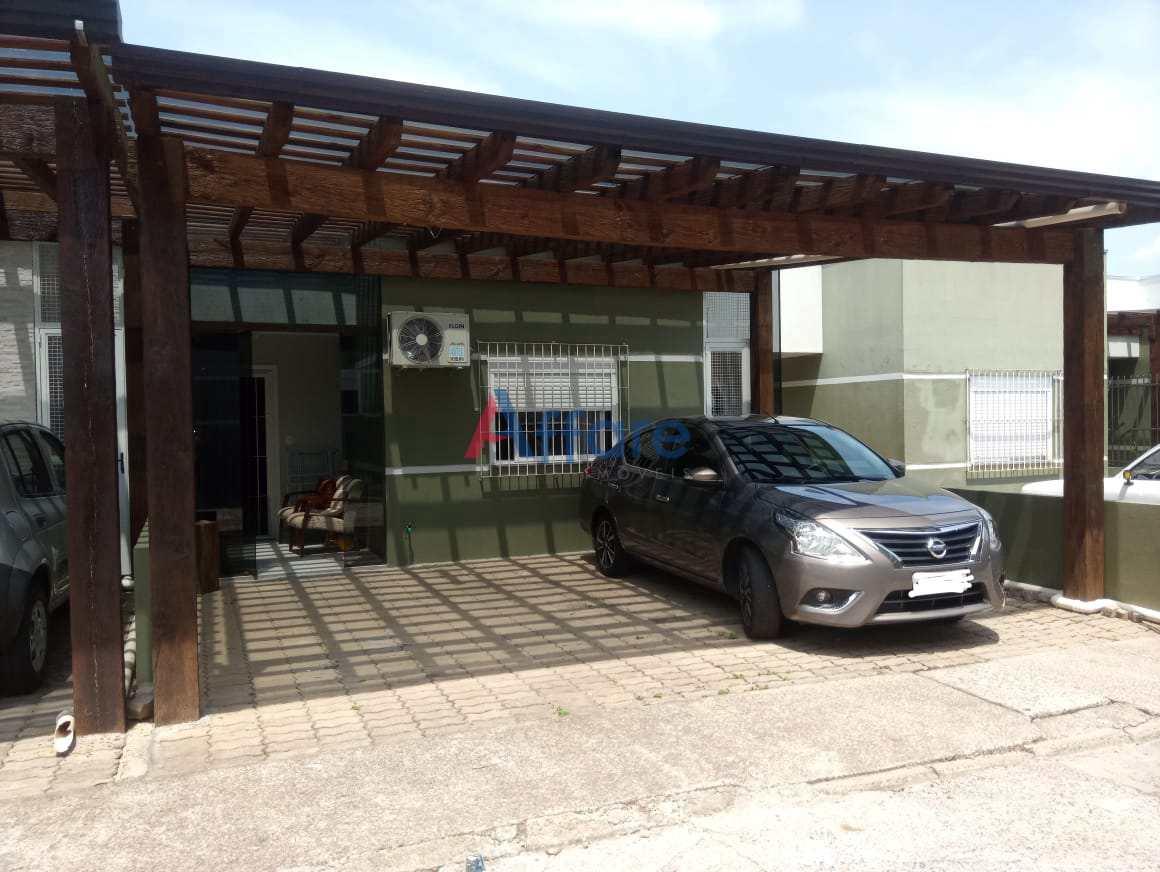 Casa Térrea - 2 Domitórios - Desvio Rizzo
