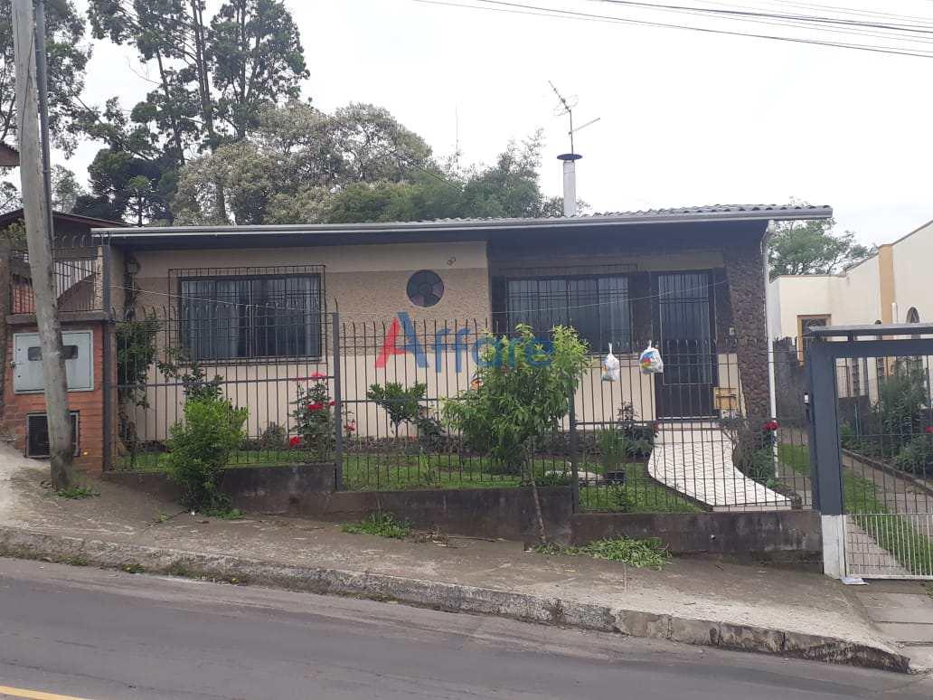 Casa 3 Dorms. - Santa Fé