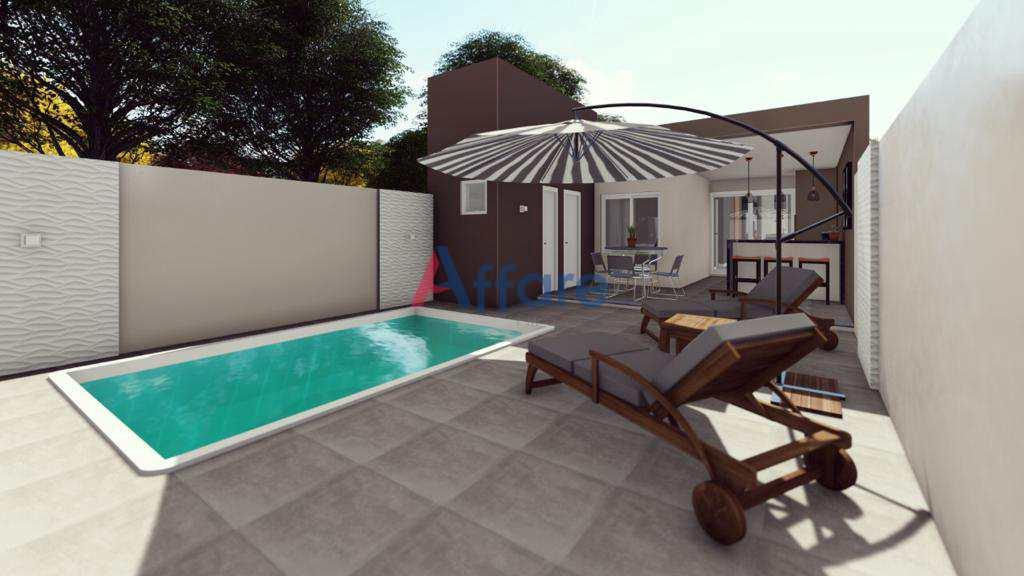 Casa Térrea com 3 quartos e Piscina | Bairro Vila Verde