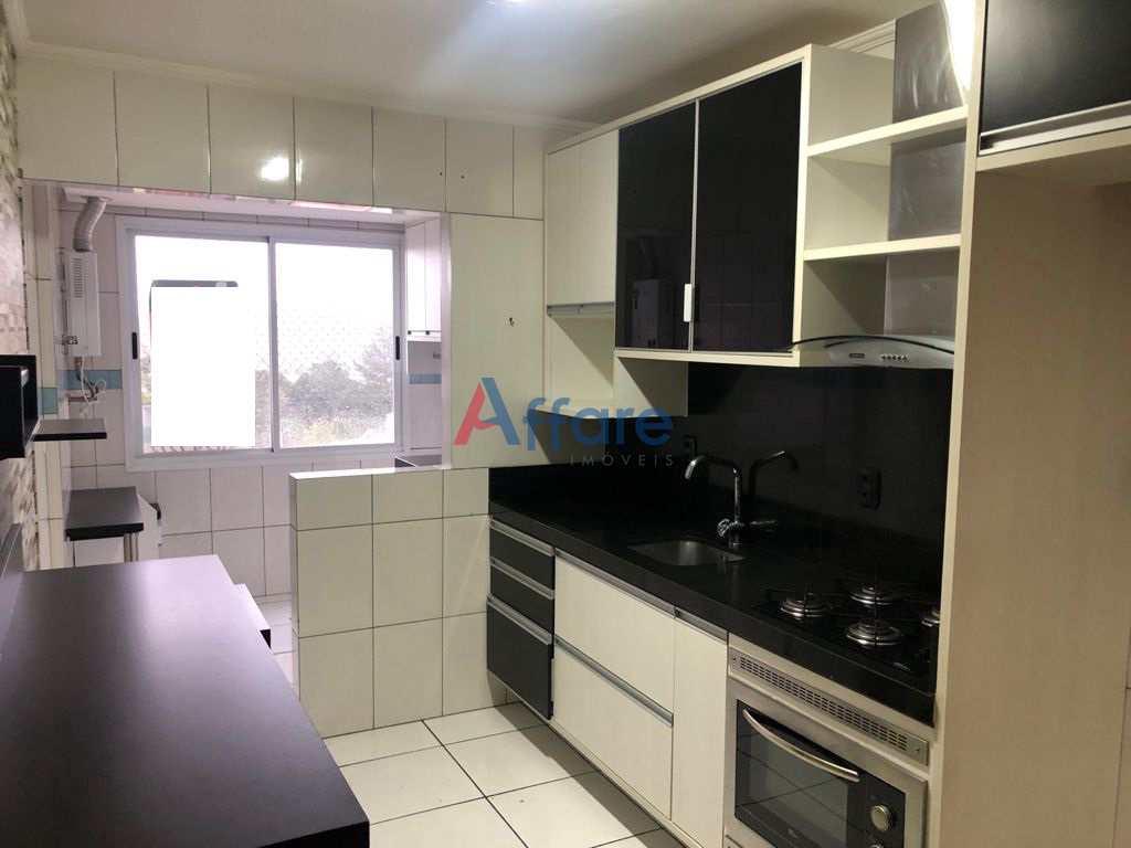 Resid. Villa Norte - 3 Dorms. - Santa Lúcia