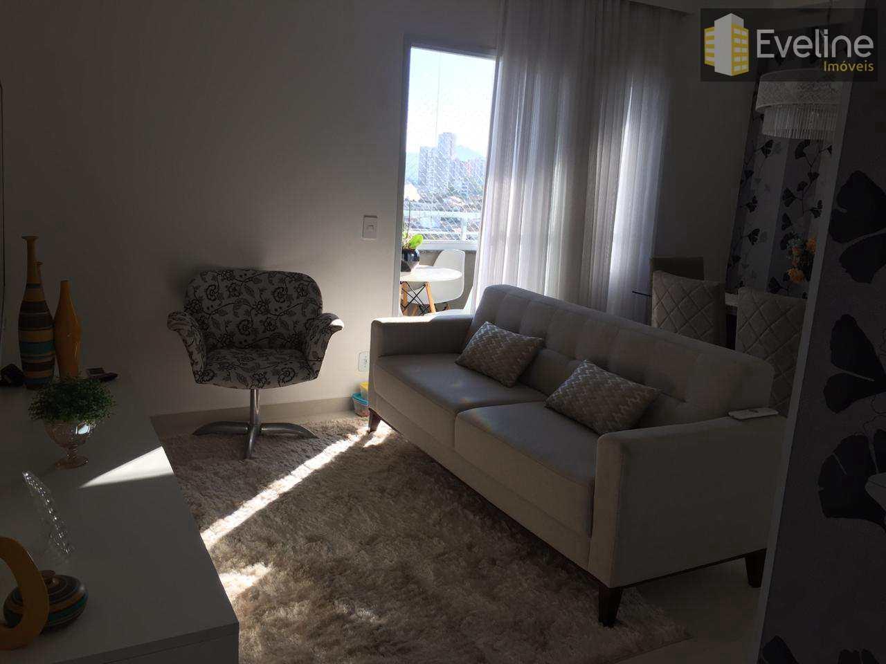 Apartamento com 3 dorms, Jardim Armênia, Mogi das Cruzes - R$ 510 mil, Cod: 1102