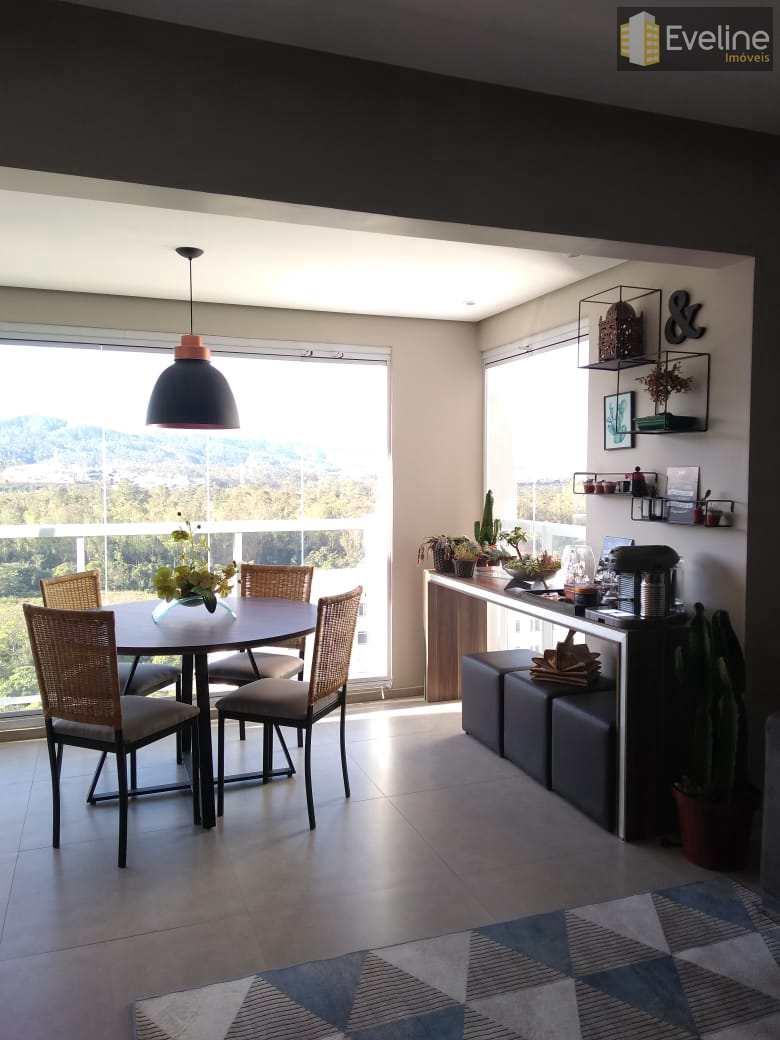 Apartamento com 4 dorms, Vila Mogilar, Mogi das Cruzes - R$ 945 mil, Cod: 1474