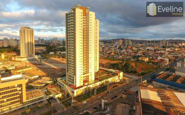 Apartamento com 2 dorms, Vila Mogilar, Mogi das Cruzes - R$ 550 mil, Cod: 1760