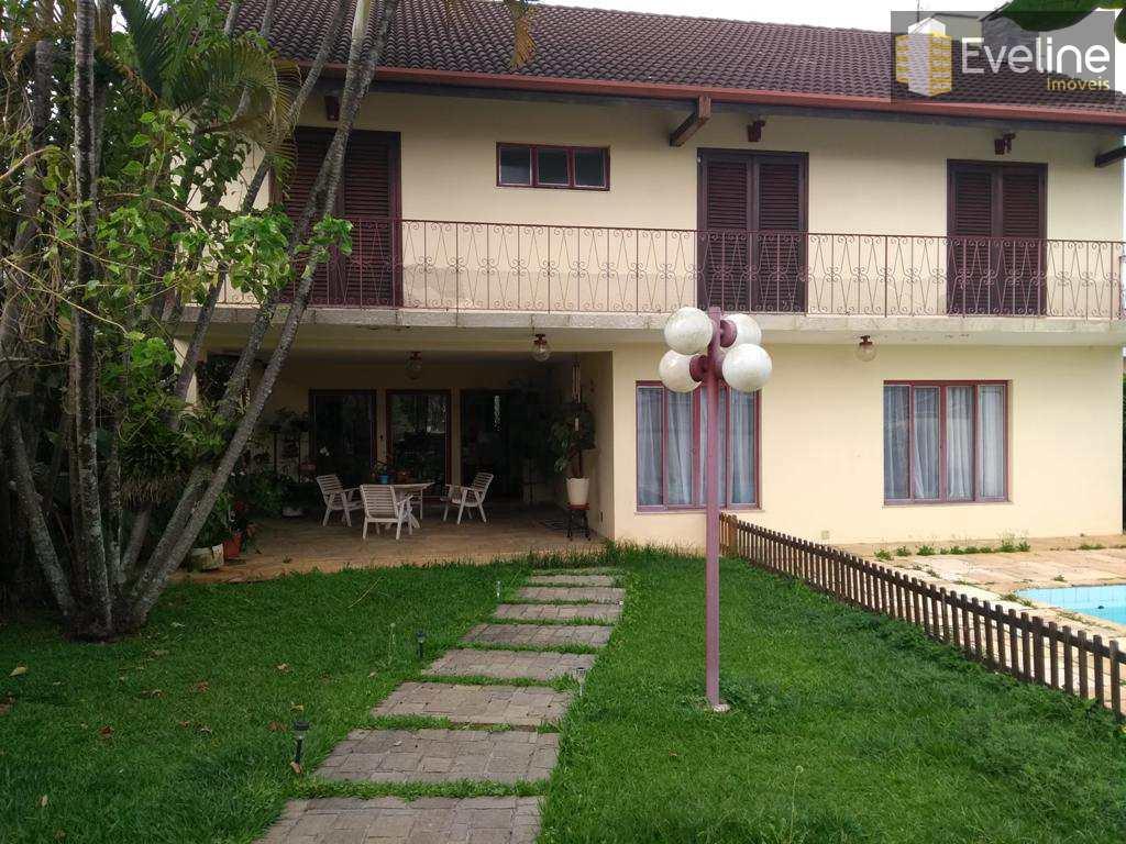 Casa com 4 dorms, Vila Oliveira, Mogi das Cruzes - R$ 1.6 mi, Cod: 1833