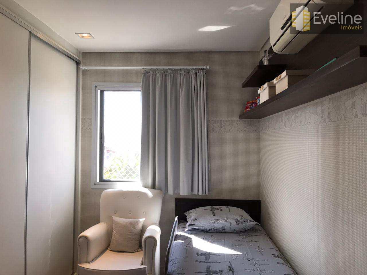 Apartamento com 3 dorms, Vila Mogilar, Mogi das Cruzes - R$ 527 mil, Cod: 1882