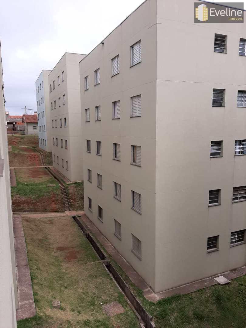 Apartamento com 2 dorms, Conjunto Residencial do Bosque, Mogi das Cruzes - R$ 115 mil, Cod: 1964