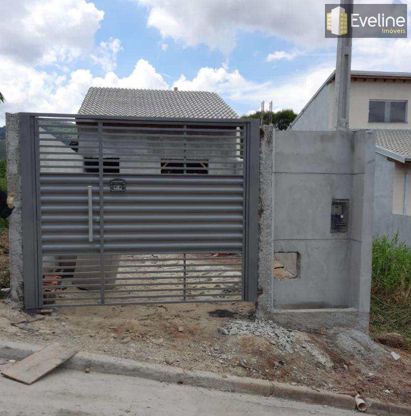 Casa com 2 dorms, Vila São Paulo, Mogi das Cruzes - R$ 320 mil, Cod: 1993