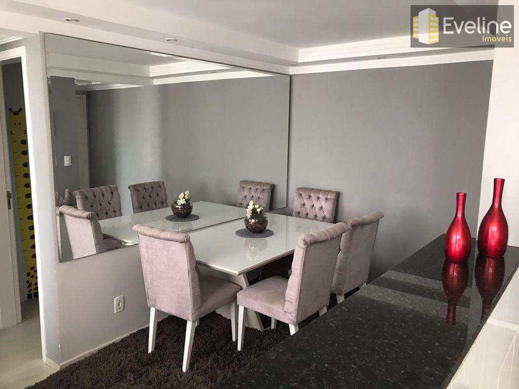Apartamento com 2 dorms, Vila Nova Cintra, Mogi das Cruzes - R$ 185 mil, Cod: 2071