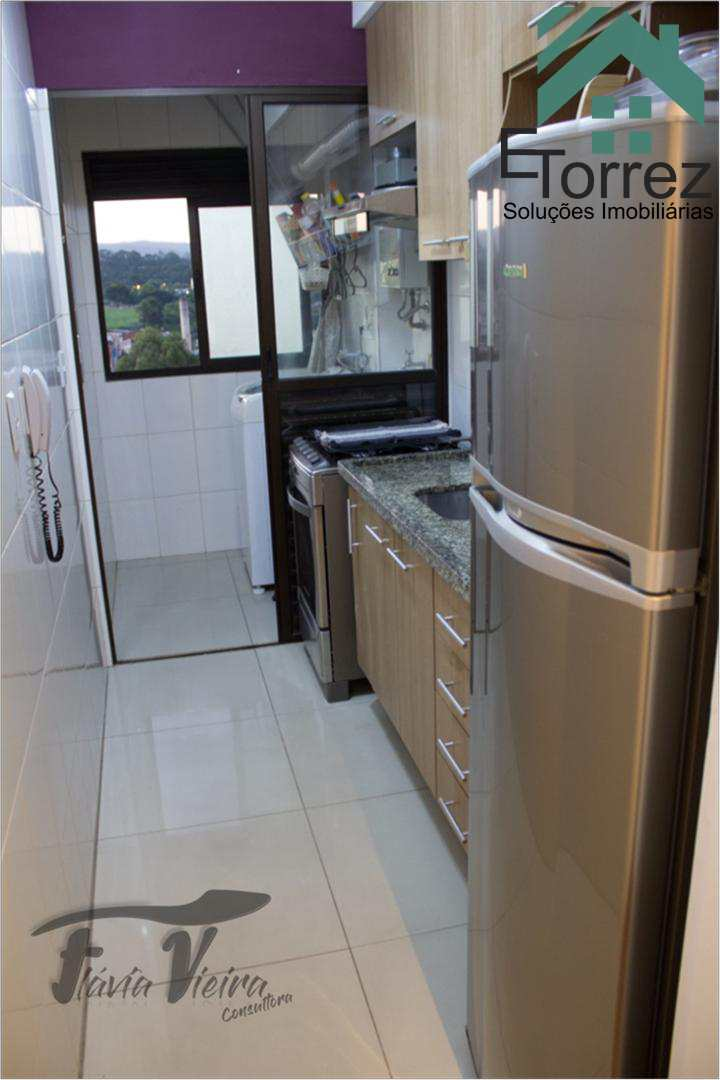 Apartamento com 2 dorms, Portal dos Gramados, Guarulhos - R$ 269 mil, Cod: FLA430