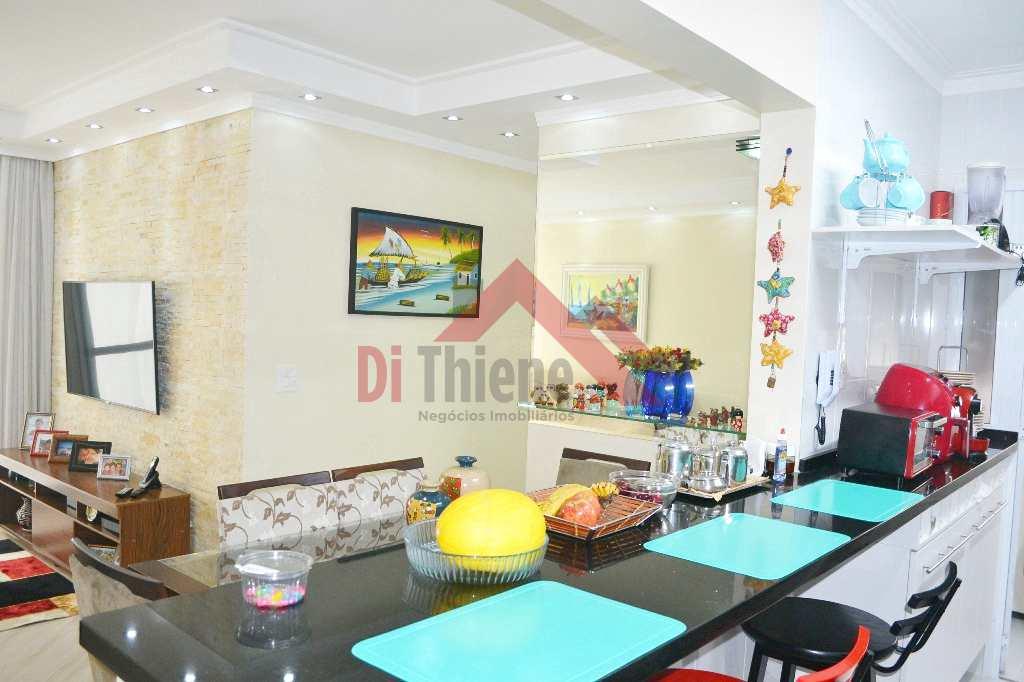 Apartamento com 2 dorms, Olímpico, São Caetano do Sul - R$ 529 mil, Cod: 783