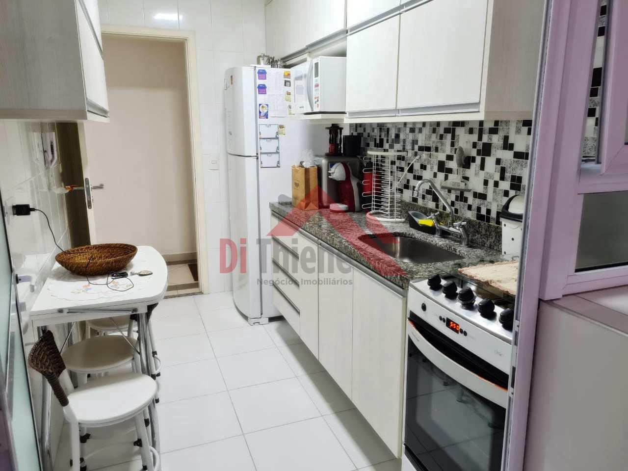 Apartamento com 3 dorms, Santa Paula, São Caetano do Sul - R$ 650 mil, Cod: 1505