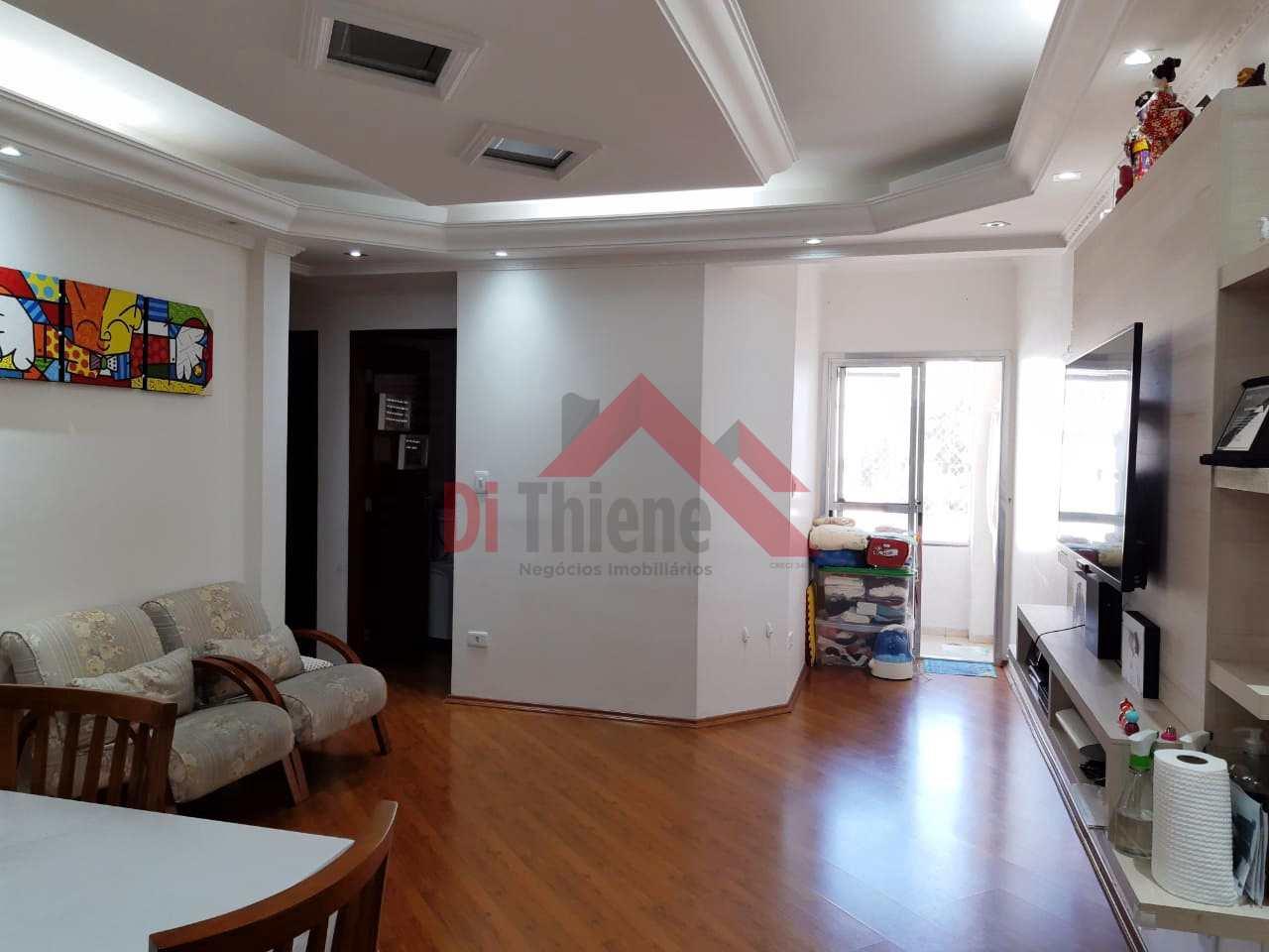 Apartamento com 3 dorms, Santa Maria, São Caetano do Sul - R$ 480 mil, Cod: 1661