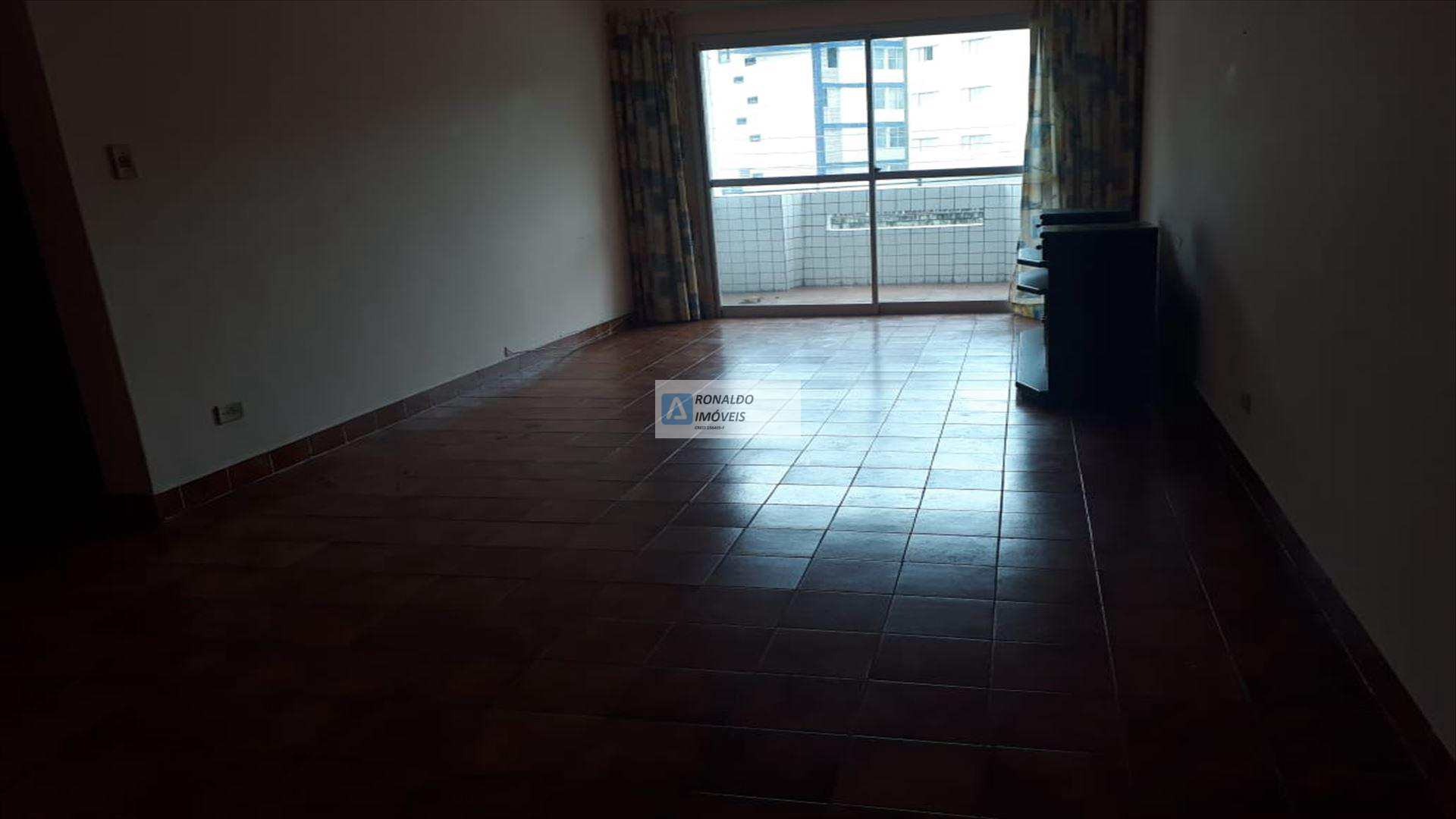 Apartamento com 2 dorms, Guilhermina, Praia Grande - R$ 242 mil, Cod: 1119