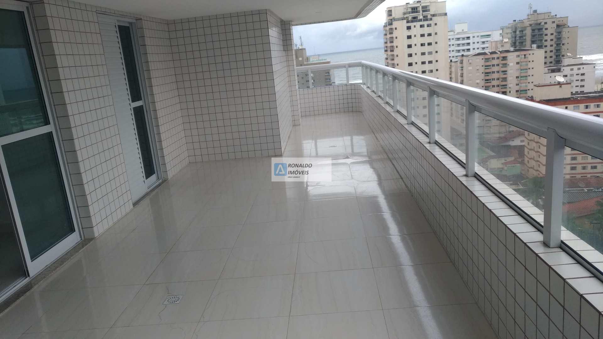 Apartamento com 3 dorms, Aviação, Praia Grande - R$ 620 mil, Cod: 1010