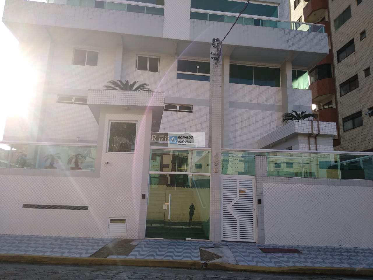 Apartamento com 2 dorms, Aviação, Praia Grande - R$ 370 mil, Cod: 1513