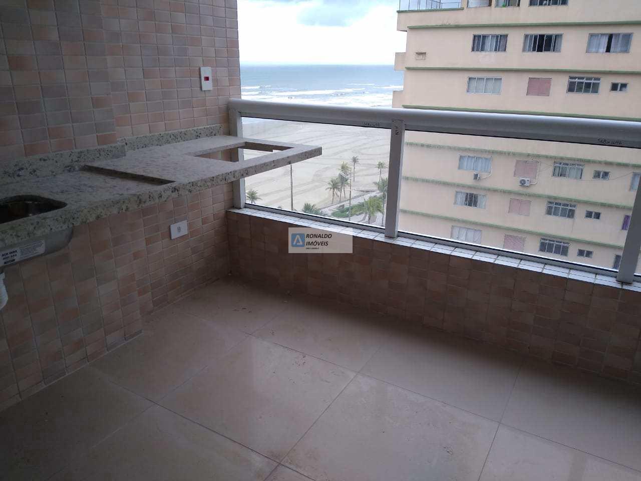 Apartamento com 2 dorms, Aviação, Praia Grande - R$ 669 mil, Cod: 1810
