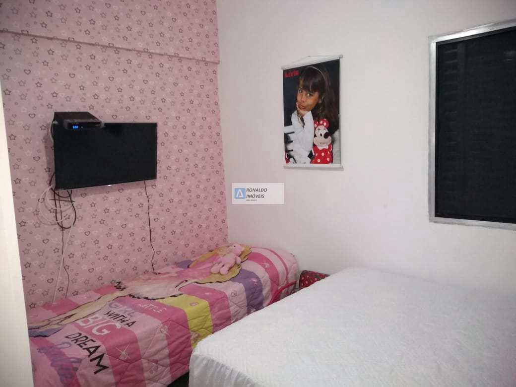 Apartamento com 2 dorms, Guilhermina, Praia Grande - R$ 295 mil, Cod: 1884