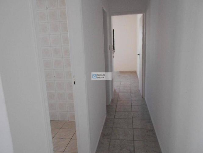 Apartamento com 1 dorm, Guilhermina, Praia Grande - R$ 136 mil, Cod: 1931