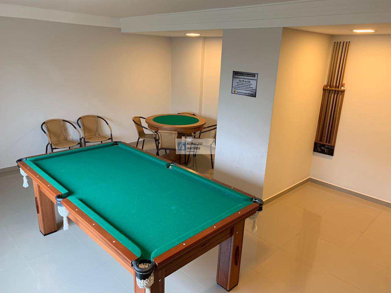 Apartamento com 2 dorms, Guilhermina, Praia Grande - R$ 290 mil, Cod: 2178