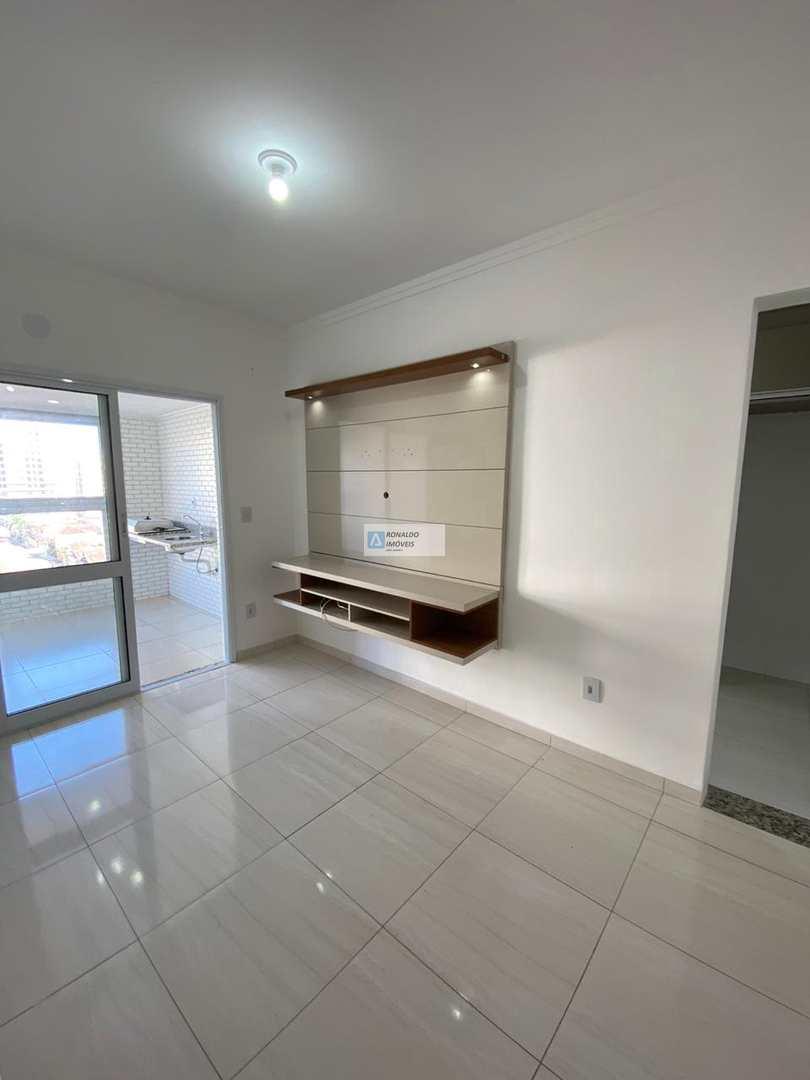 Apartamento com 2 dorms, Guilhermina, Praia Grande - R$ 330 mil, Cod: 2373