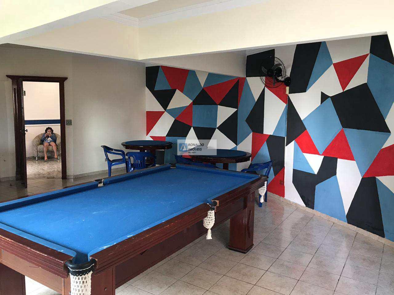 Apartamento com 2 dorms, Ocian, Praia Grande - R$ 259 mil, Cod: 2379