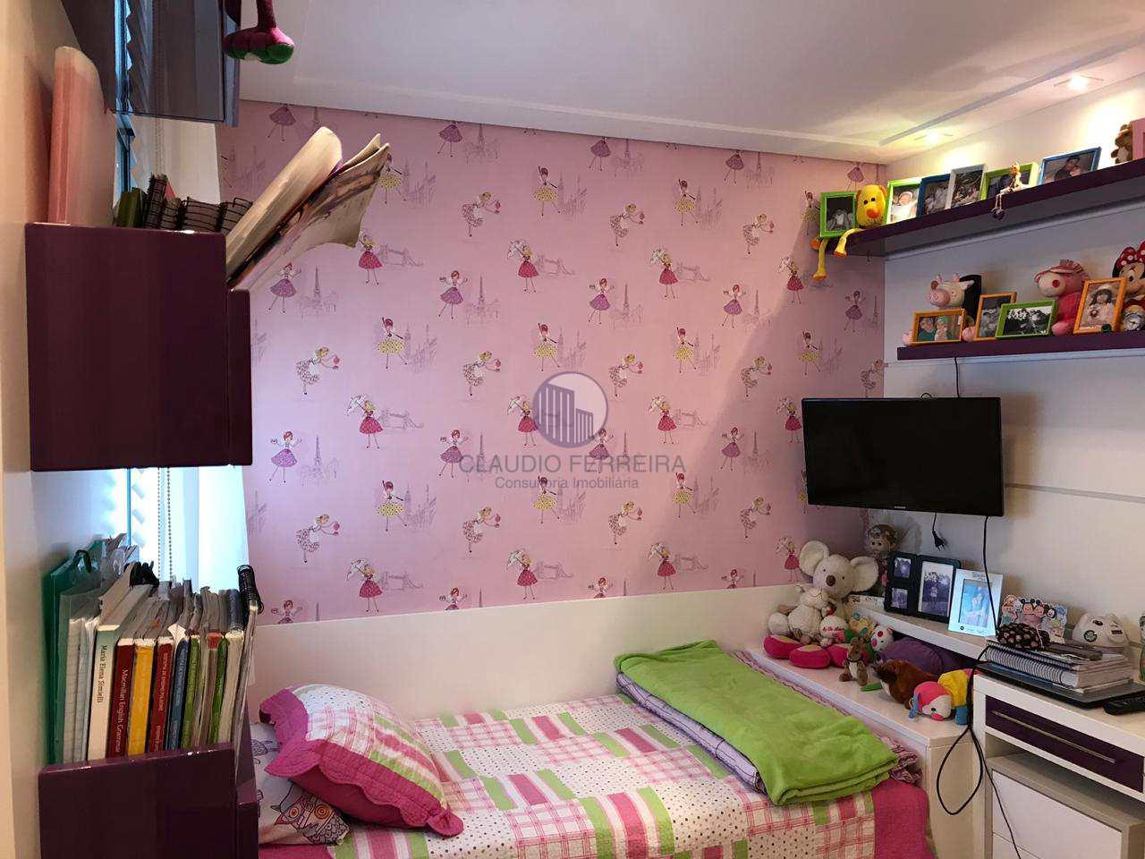 Apartamento com 3 dorms, Centro, Guarulhos - R$ 791 mil, Cod: 302