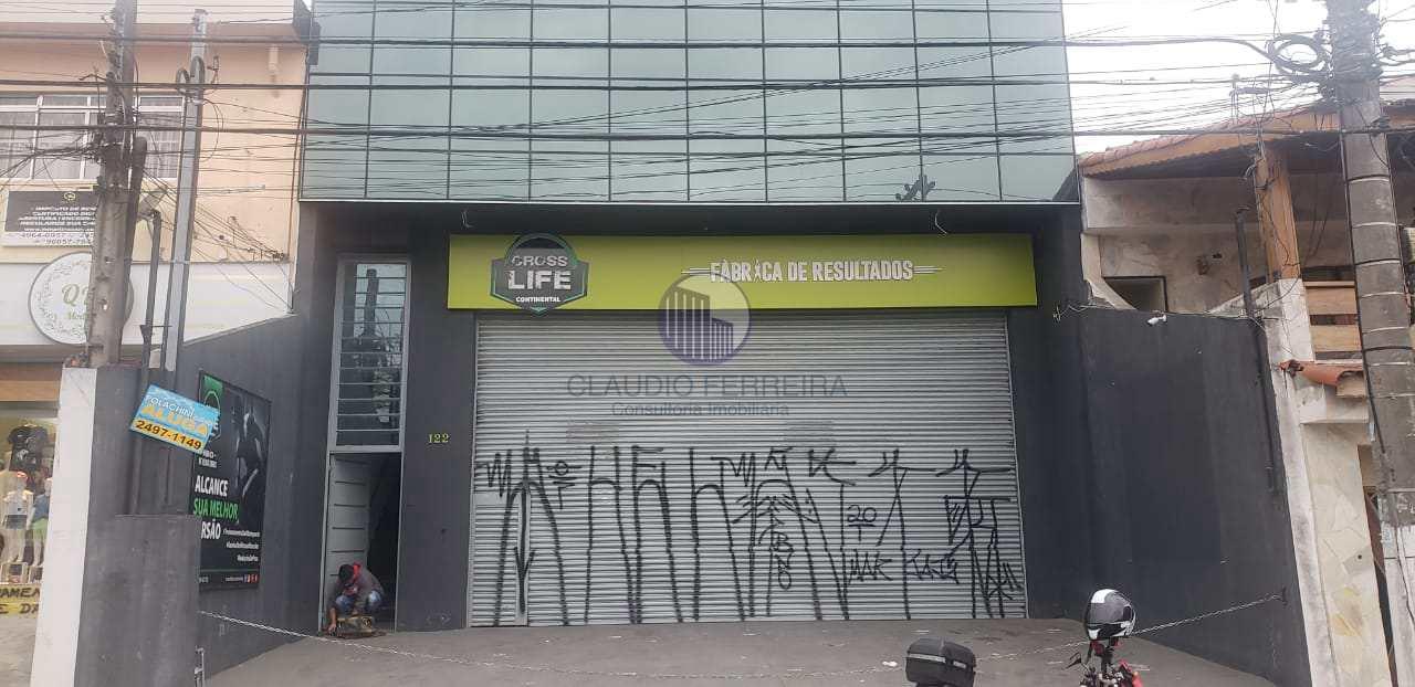 Salão com 0 dorm, Parque Continental I, Guarulhos, Cod: 446