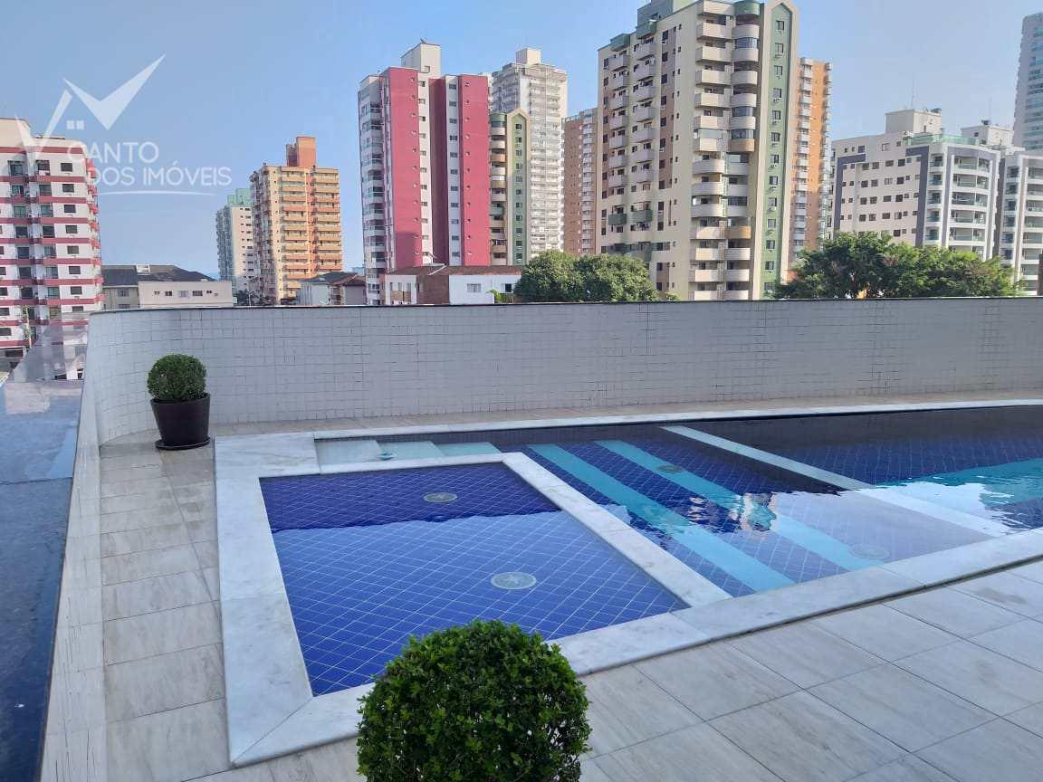 Apartamento com 2 dorms, Canto do Forte, Praia Grande - R$ 550 mil, Cod: 263
