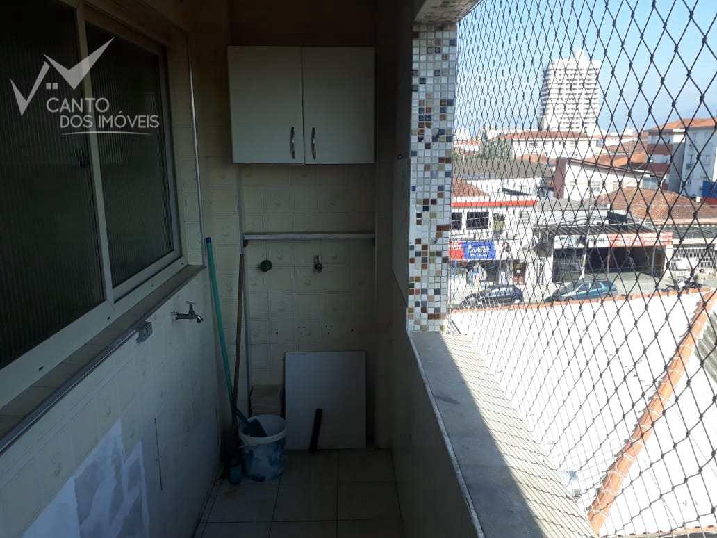 Apartamento com 1 dorm, Jardim Independência, São Vicente - R$ 180.000,00, 68m² - Codigo: 302