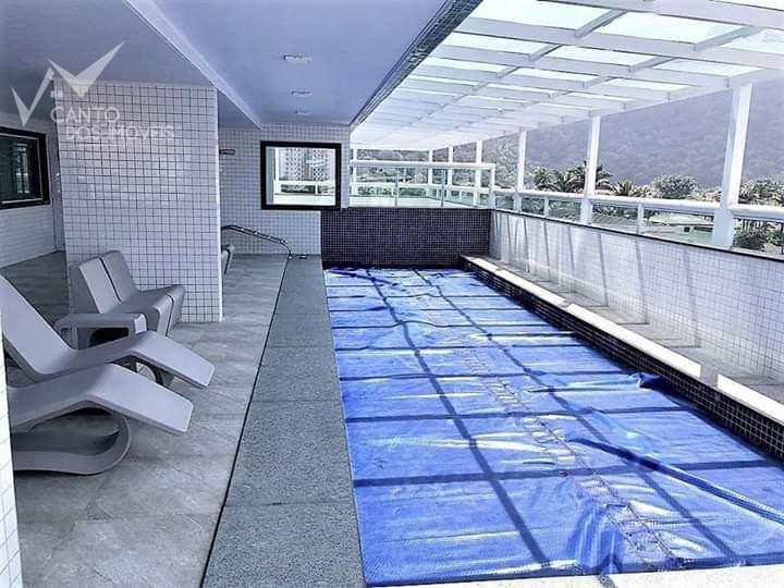 Apartamento com 3 dorms, Canto do Forte, Praia Grande - R$ 550.000,00, 120m² - Codigo: 444