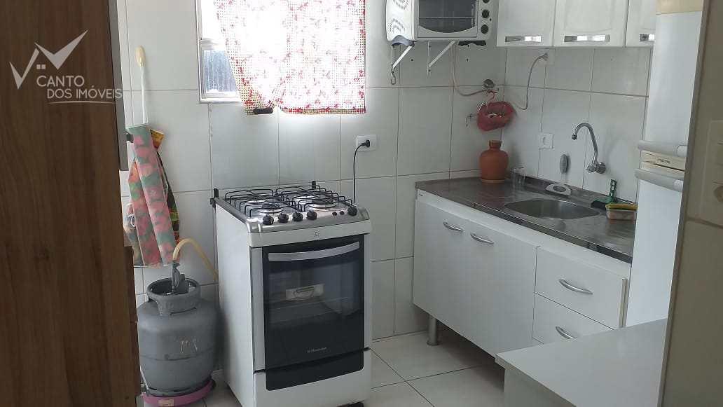 Kitnet, Canto do Forte, Praia Grande - R$ 125 mil, Cod: 501
