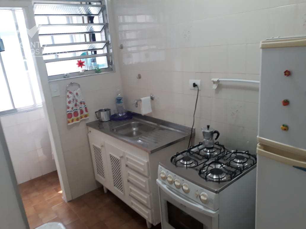 Kitnet, Canto do Forte, Praia Grande - R$ 130 mil, Cod: 504