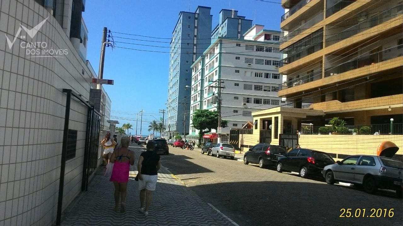 Kitnet, Canto do Forte, Praia Grande - R$ 120 mil, Cod: 544